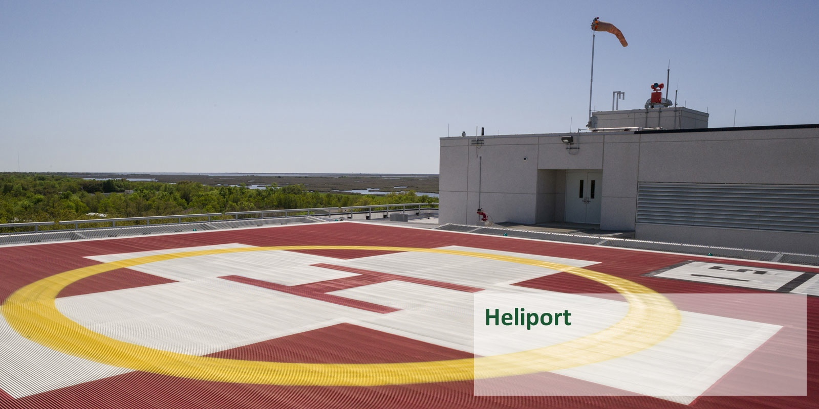 PMC-heliport